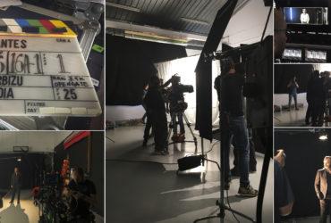 Espacio para productoras. Prueba de cámara con José Coronado para la serie Gigantes