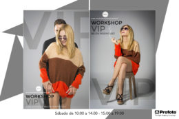 Workshop VIP // Belén Rodríguez. José Suárez